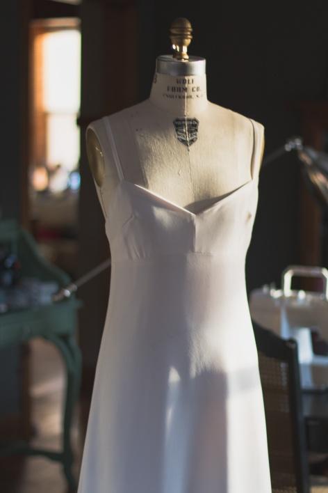 Slip Dress Sunshine (1 of 1)